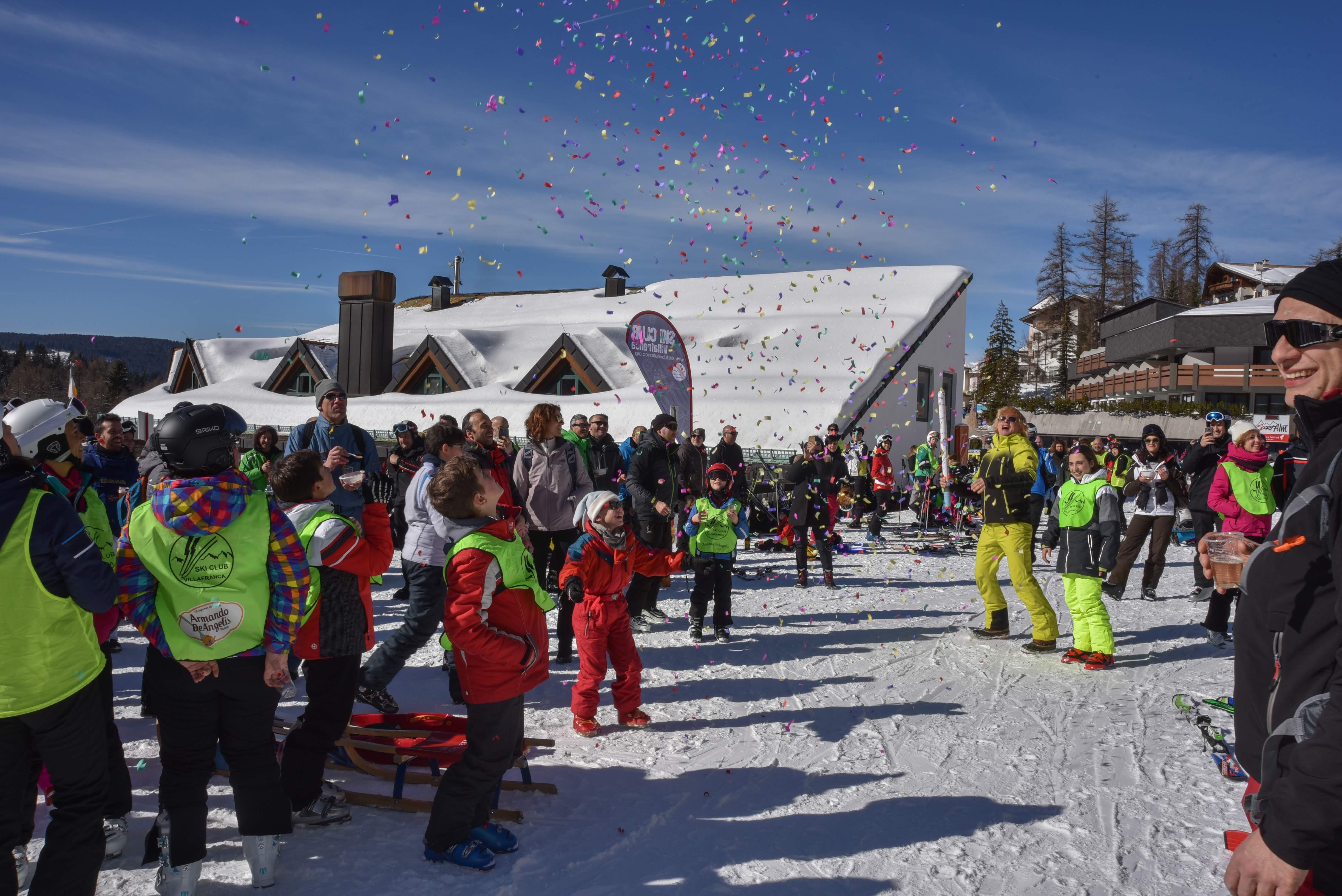 Fisi Veneto Calendario.Ski Club Villafranca Uscite Sulla Neve Skipass Partners